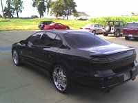 Picture of 2002 Pontiac Bonneville SSEi, exterior, gallery_worthy