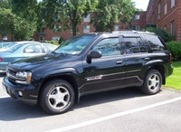 2004 Chevrolet TrailBlazer LT picture, exterior