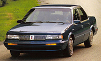 1996 Oldsmobile Ciera Overview