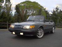 1991 Saab 900 SE (SPG) Convertible, exterior