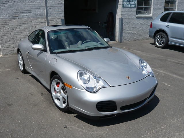 Picture of 2003 Porsche 911 Carrera 4S AWD, exterior, gallery_worthy