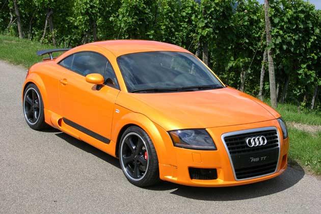 2008 Audi TT 3.2 Quattro picture