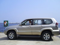 Picture of 2003 Toyota Land Cruiser Prado, exterior, gallery_worthy