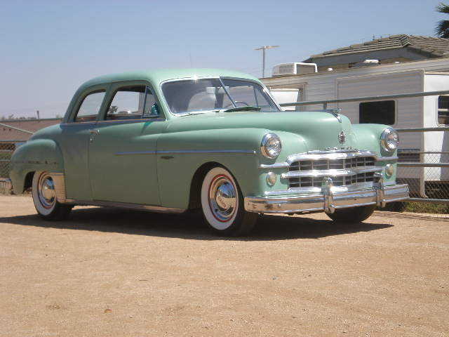 Picture of 1949 Dodge Coronet, exterior