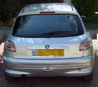 Picture of 2001 Peugeot 206, exterior, gallery_worthy