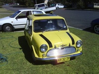1965 Morris Mini Overview