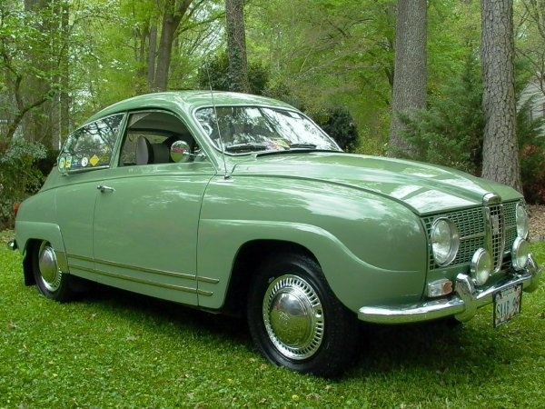 Picture of 1966 Saab 96