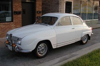 1967 Saab 96 Overview