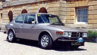 1974 Saab 99 Picture Gallery