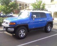 2008 Toyota FJ Cruiser, MY SWEET VOODOO BLUE FJ. I LOVE IT!, exterior, gallery_worthy