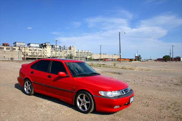 Picture of 2001 Saab 9-3 Viggen