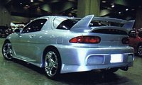 Picture of 1994 Mazda MX-3 2 Dr GS Hatchback, exterior
