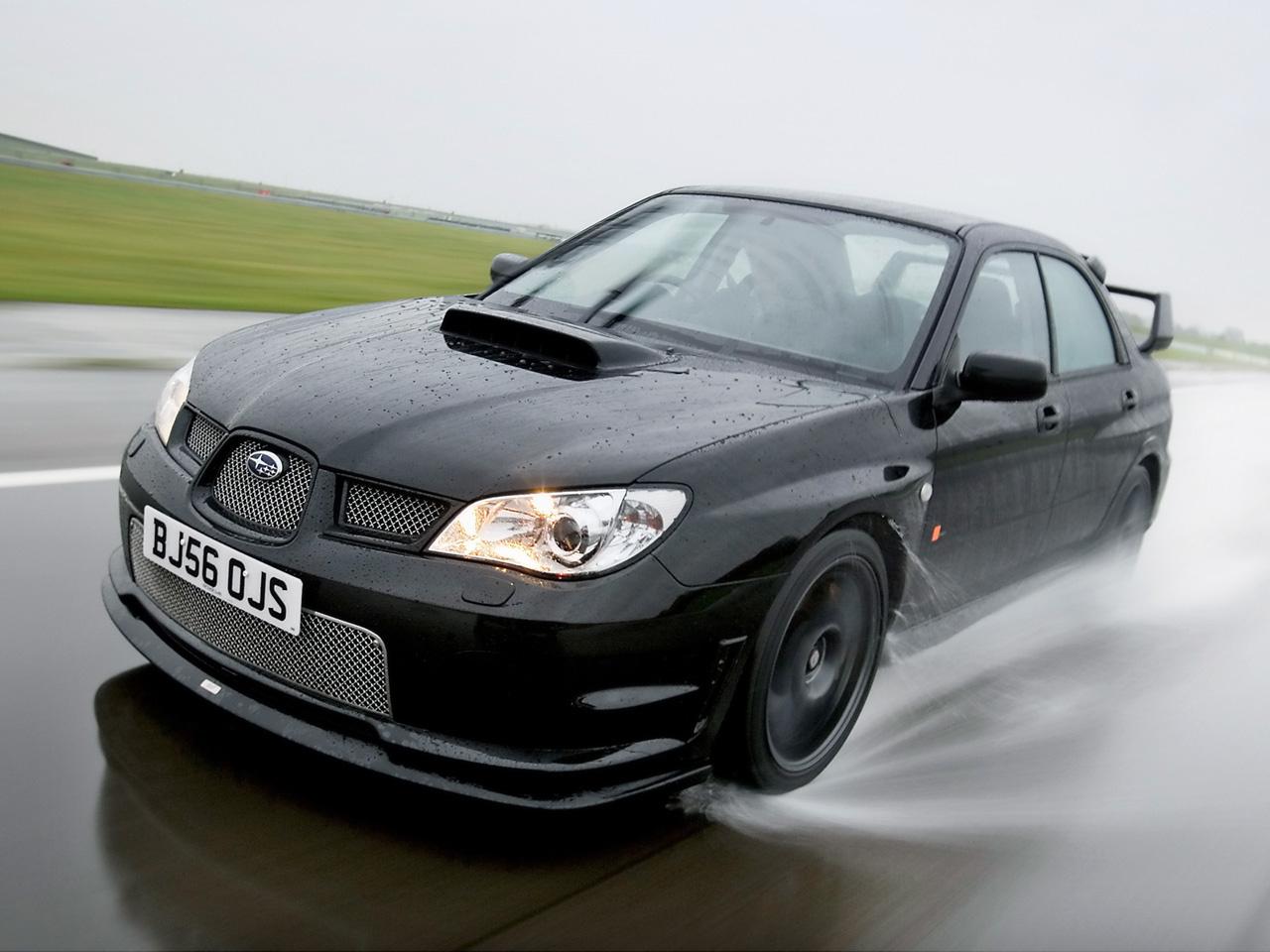 2007 Subaru Impreza Wrx >> 2007 Subaru Impreza Wrx Sti Overview Cargurus