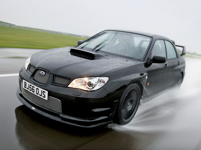 Picture of 2007 Subaru Impreza WRX STI Limited AWD