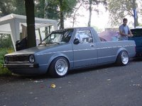 Picture of 1987 Volkswagen Caddy, exterior