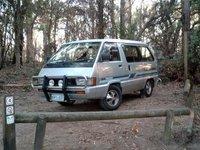 1985 Toyota Tarago Overview