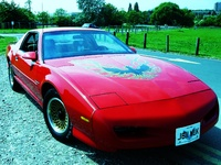 1992 Pontiac Firebird Base, 1992 Pontiac Firebird 2 Dr STD Hatchback picture, exterior