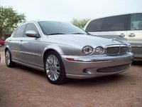 2003 Jaguar X-TYPE Overview