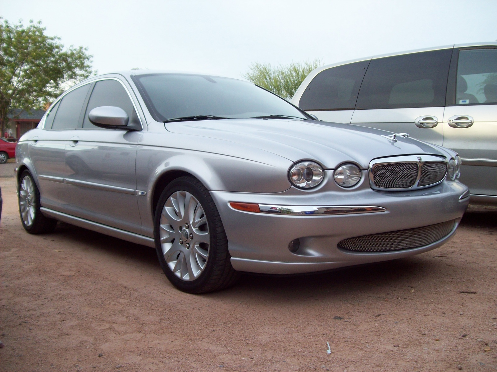 2003 Jaguar X-Type 3.0 picture
