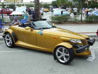2002 Chrysler Prowler 2 Dr STD Convertible picture, exterior
