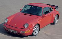 1994 Porsche 911 Overview