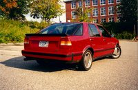 Picture of 1991 Saab 9000 4 Dr Turbo Hatchback, exterior, gallery_worthy