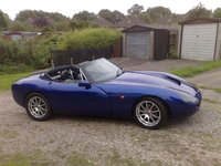 1996 TVR Griffith Picture Gallery
