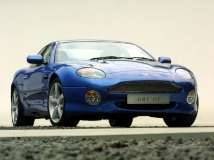 Picture of 2003 Aston Martin DB7 2 Dr GT Coupe