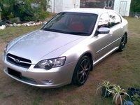 2004 Subaru Legacy Overview