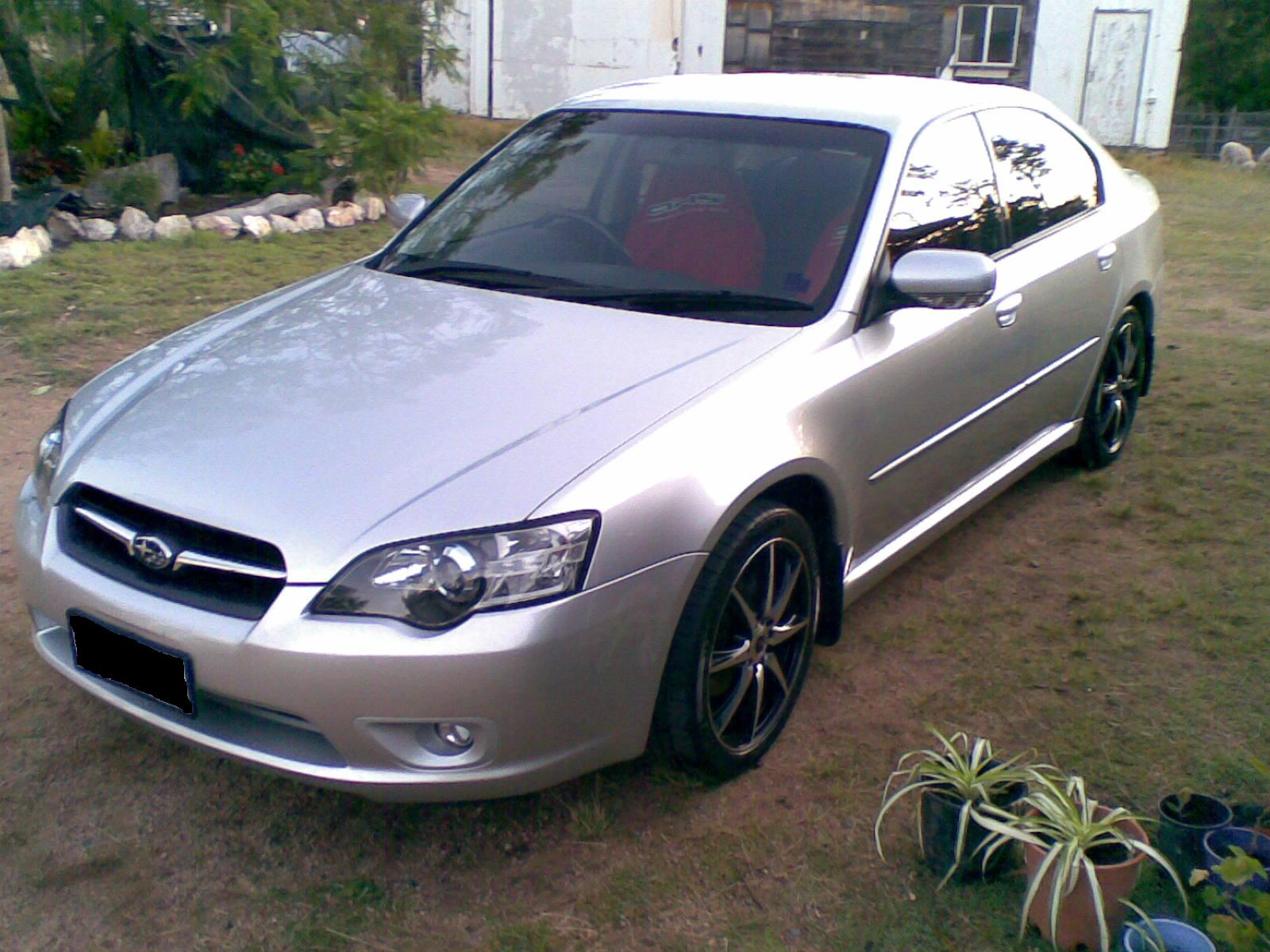 Picture of 2004 Subaru Legacy