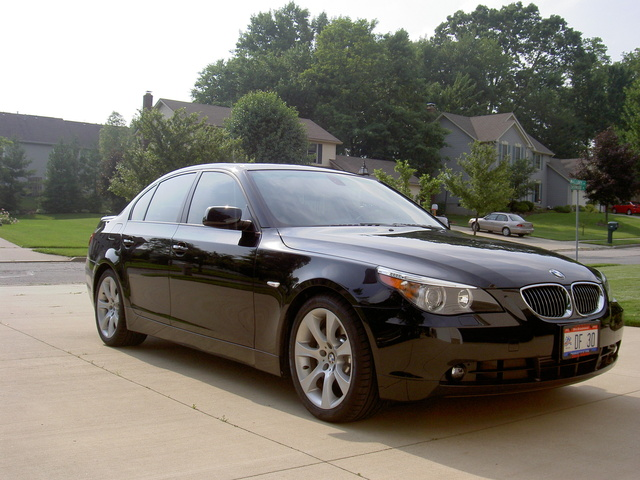 Picture of 2004 BMW 5 Series 545i