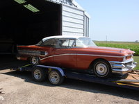 1958 Buick Century Overview
