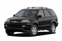 2006 Acura MDX Picture Gallery