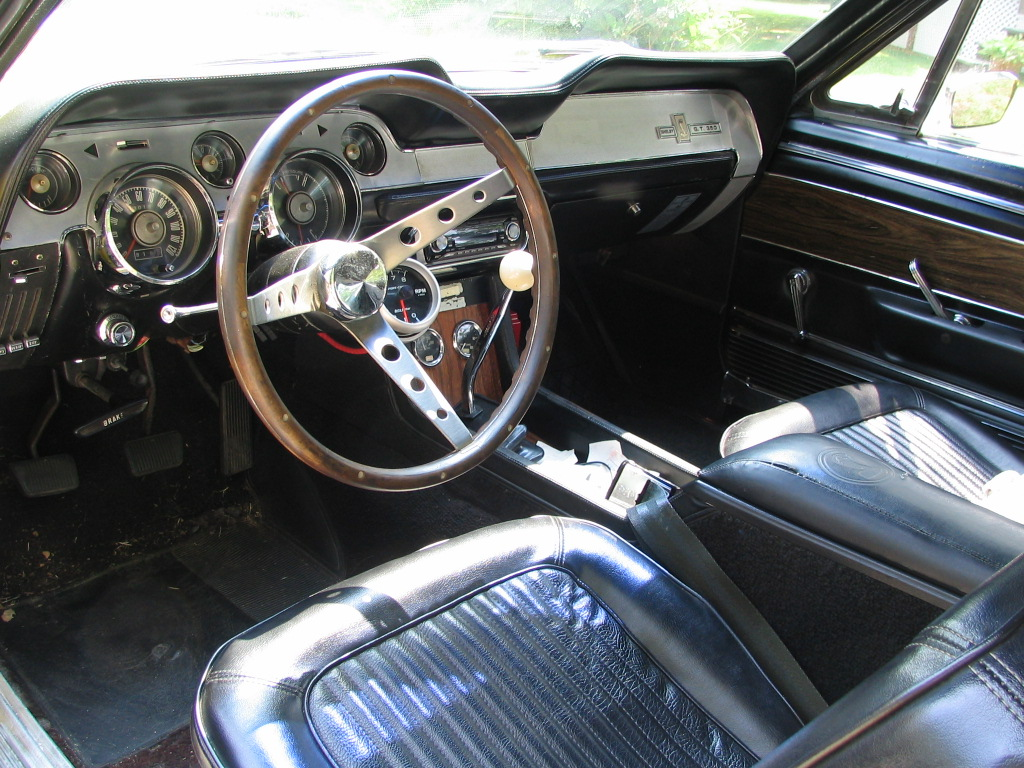 1967 Shelby Gt5...