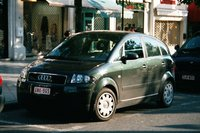 2000 Audi A2 Overview