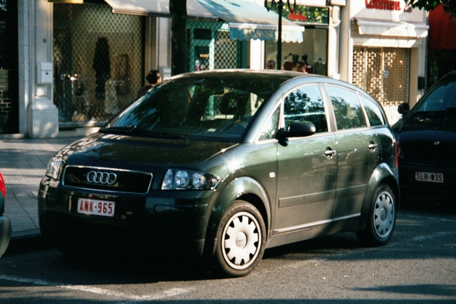 Picture of 2000 Audi A2