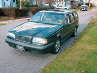 1997 Volvo 850 4 Dr T5 Turbo Sedan picture, exterior
