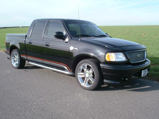 Picture of 2001 Ford F-150 Harley-Davidson SuperCrew SB, exterior