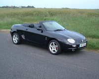 Picture of 1998 MG F, exterior, gallery_worthy