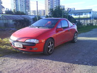 Picture of 1995 Opel Tigra, exterior, gallery_worthy