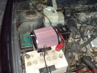 Picture of 1993 Mitsubishi Colt, engine