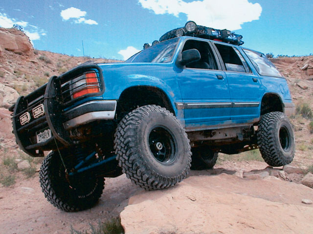 Picture of 1992 Ford Explorer 4 Dr XLT 4WD SUV, exterior