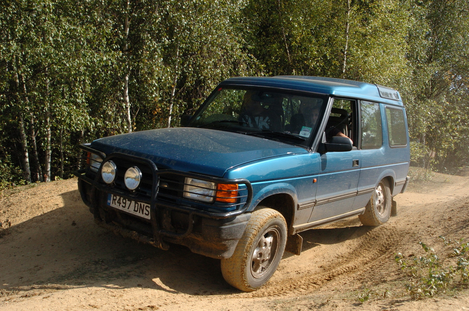 1997 Land Rover Discovery - Overview - CarGurus