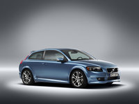 2009 Volvo C30, Front Right Quarter View, exterior, manufacturer