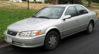 2001 Toyota Camry CE picture, exterior