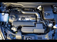 2009 Volvo C70, Engine View, manufacturer, interior