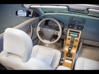 2009 Volvo C70, Interior Front View, manufacturer, interior