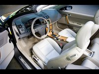 2009 Volvo C70, Interior Left Side View, interior, manufacturer