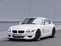 2006 BMW Z4 M Coupe picture, exterior