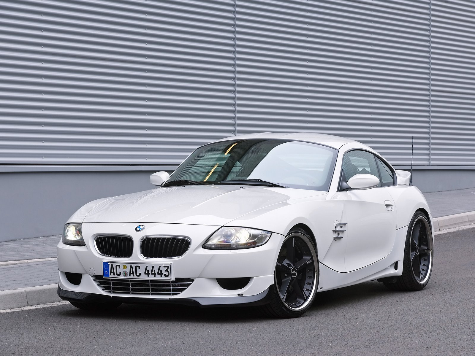 2006 BMW Z4 M Coupe picture